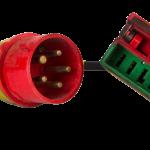 Adaptorkabel 16A komf-cee