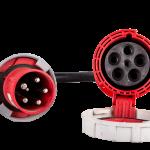 Adaptorkabel 63A125A 400V 5P