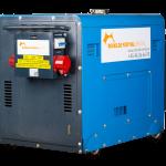 Generator 6 KW 5P diesel med auto opstart