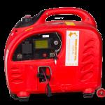 Generator 3 KW 3P 230V med AVR og fjernbetjening