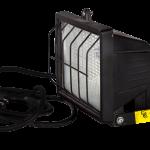 Halogenlampe 230V - enten med 150W,  300W eller 500W