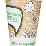 Kop 36 cl uden pant med Moother Nature logo